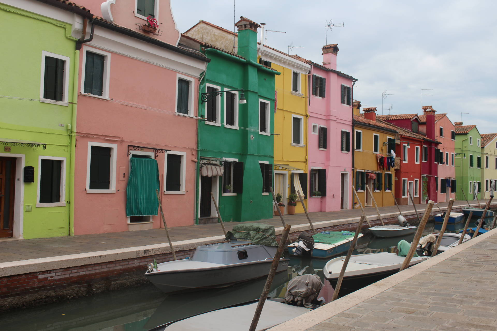 Burano - Marelaguna Rooms