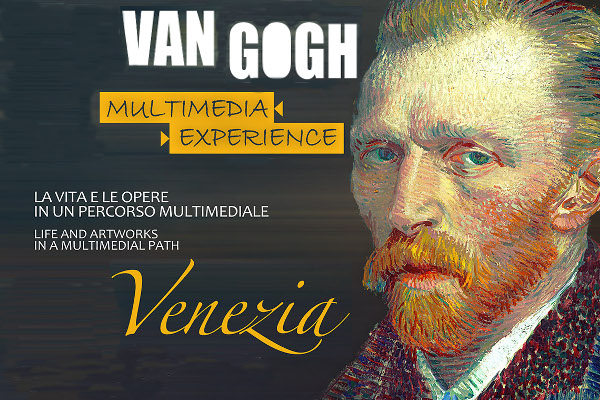 Mostra Van Gogh Multimedia Experience